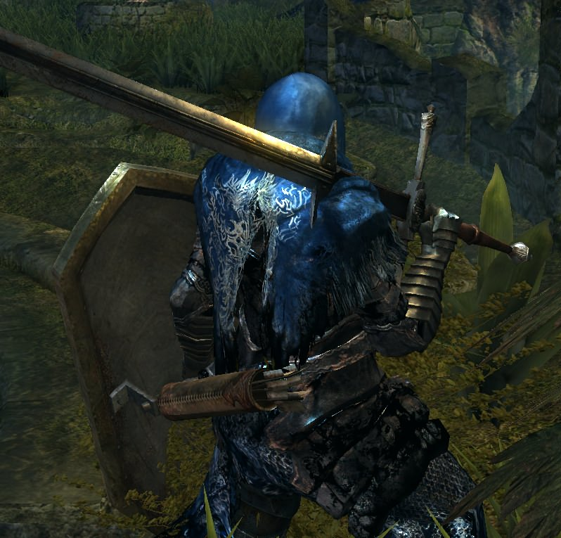 Dark Souls Mod - Artorias Style Masks and Hoods screenshot 3