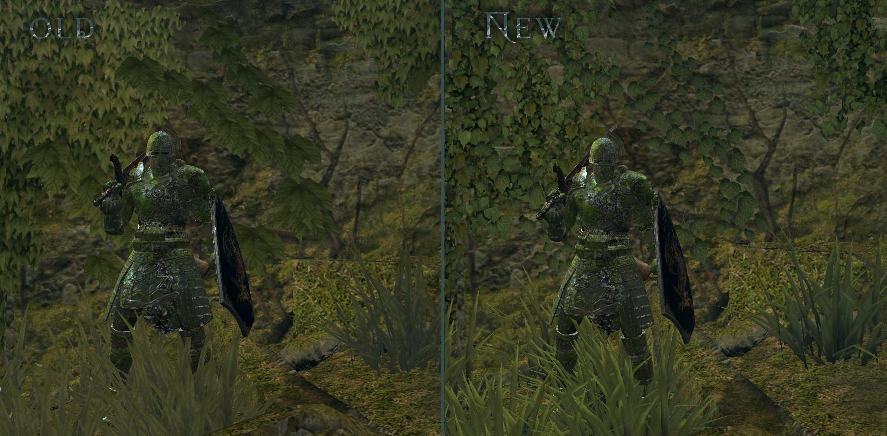 Dark Souls Mod - Dark Souls Flora Overhaul Download