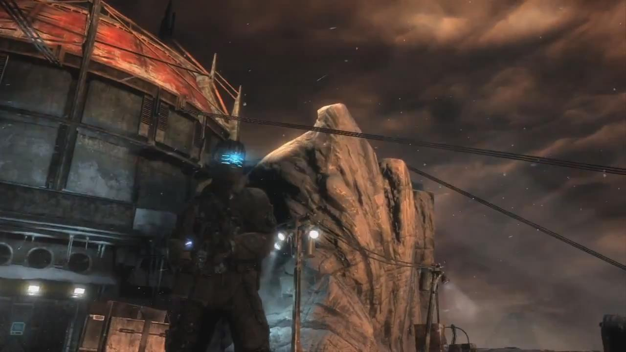 Dead Space 3 - Better with Kinect Trailer screenshot 1