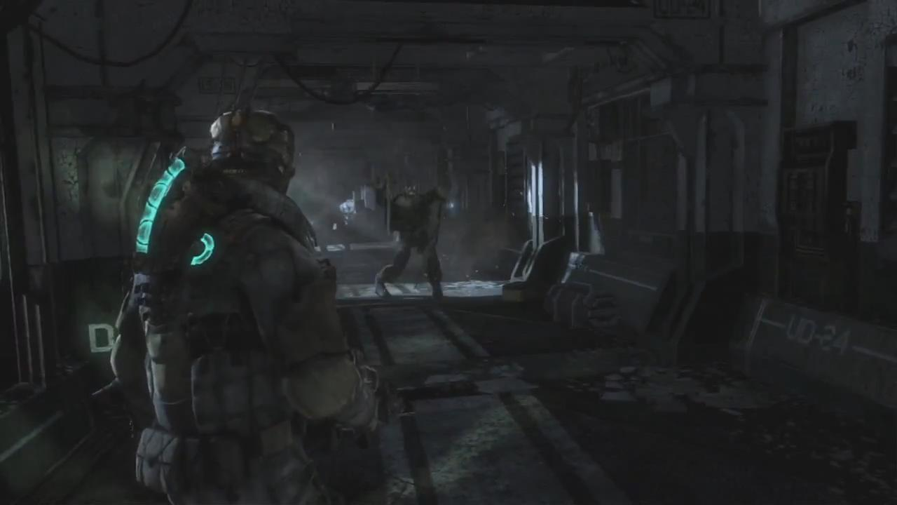 Dead Space 3 - Better with Kinect Trailer screenshot 10