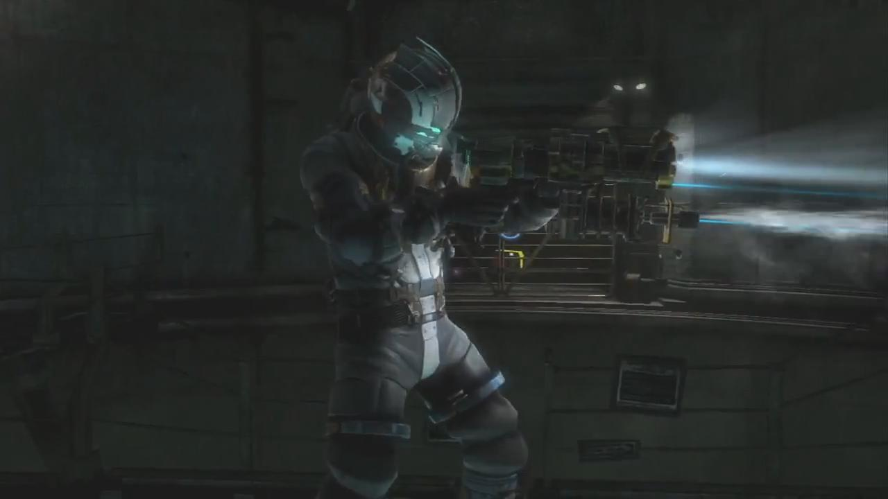 Dead Space 3 - Better with Kinect Trailer screenshot 2