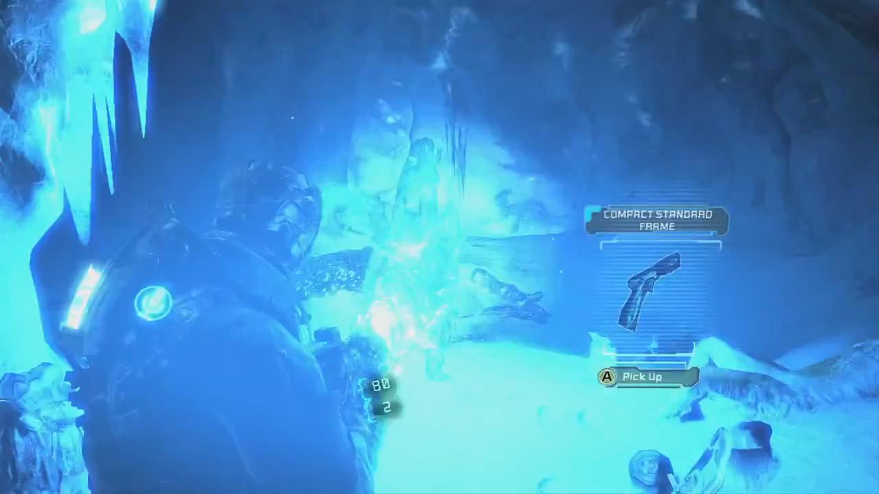 Dead Space 3 - Better with Kinect Trailer screenshot 4