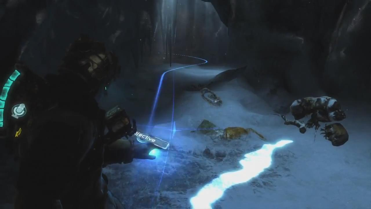 Dead Space 3 - Better with Kinect Trailer screenshot 5