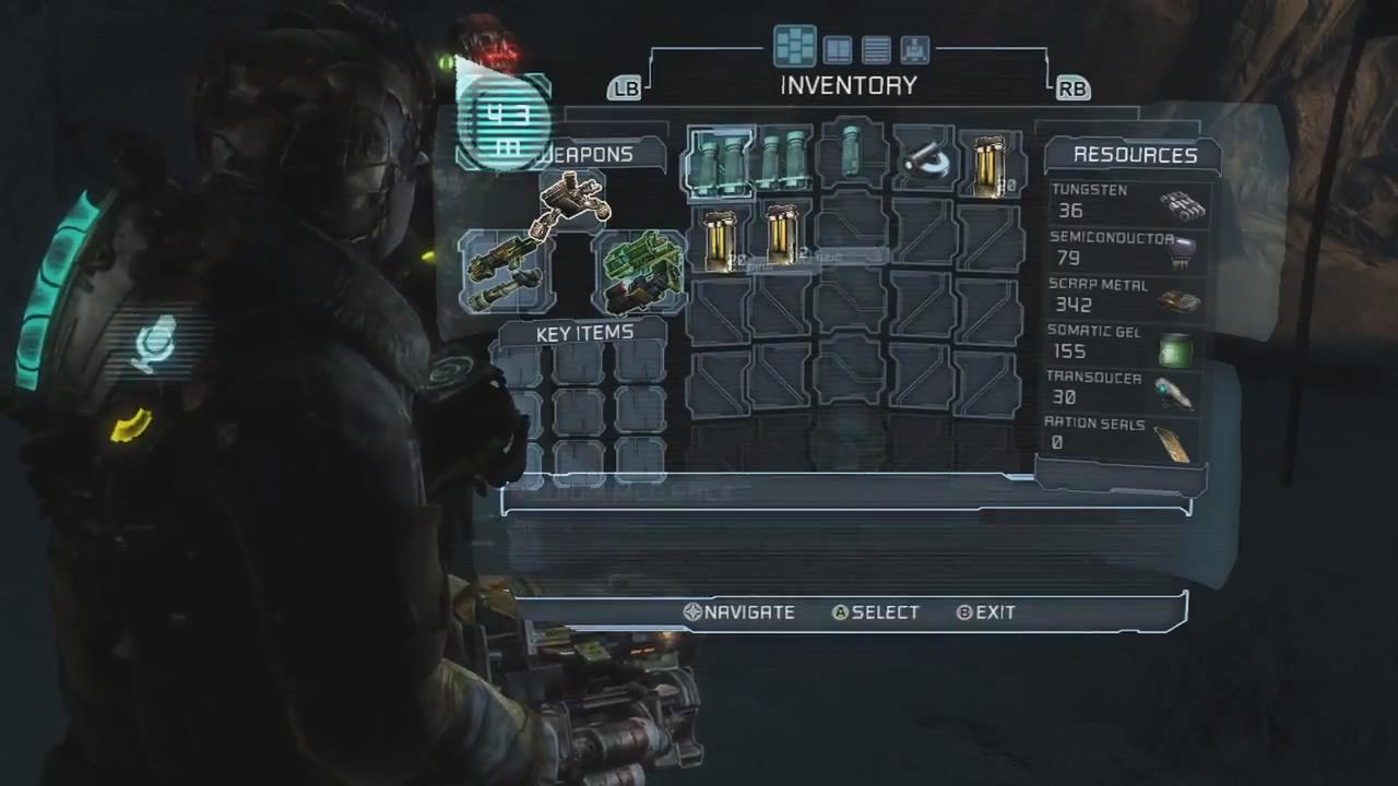 Dead Space 3 - Better with Kinect Trailer screenshot 6