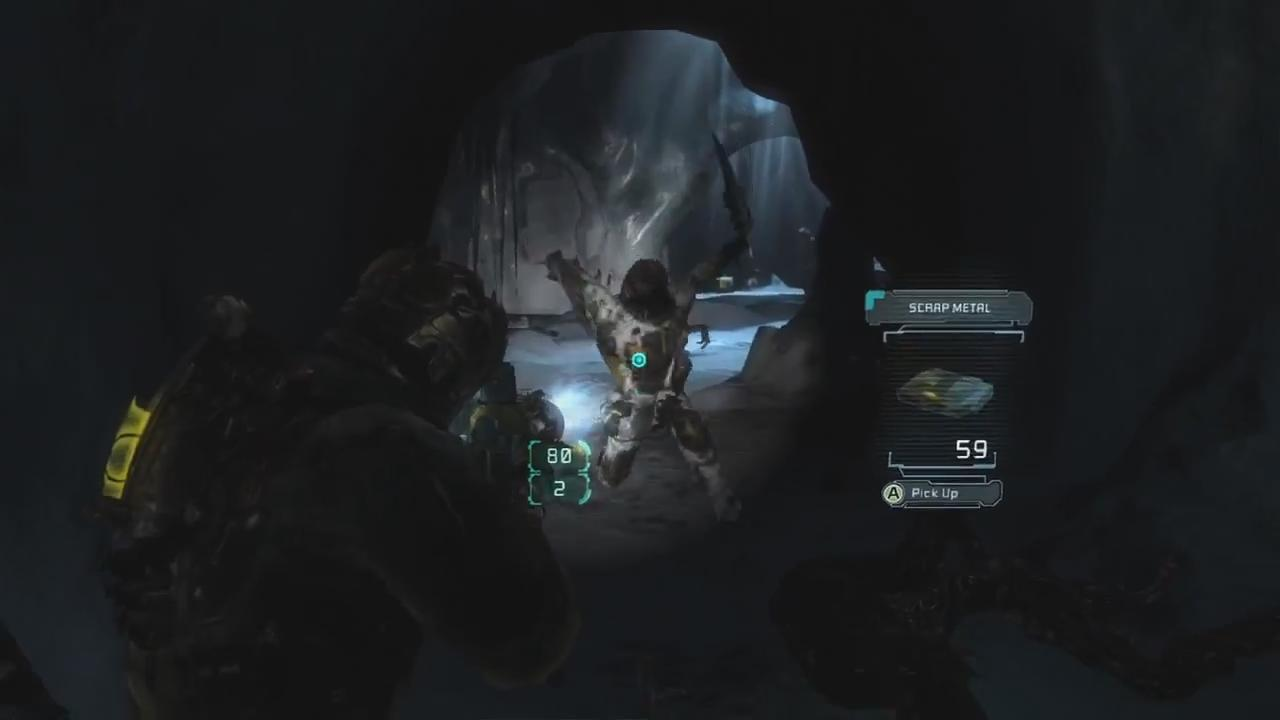 Dead Space 3 - Better with Kinect Trailer screenshot 8