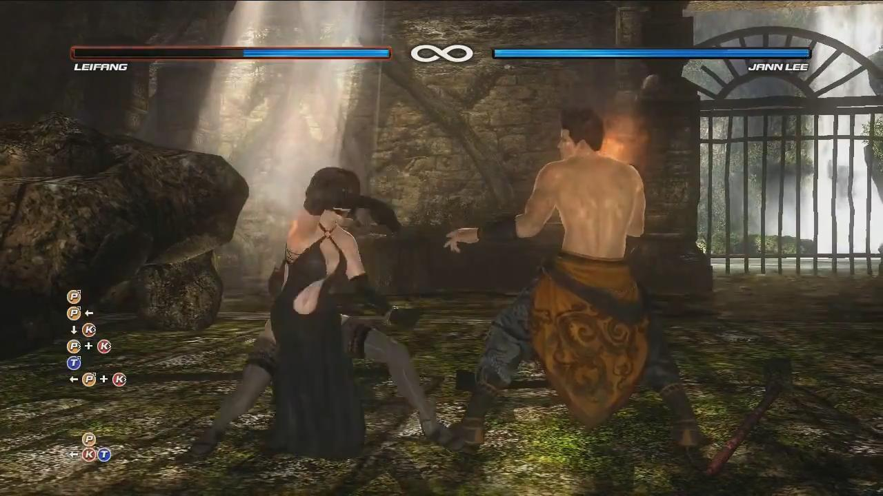 Dead or Alive 5: Combos #1 Trailer screenshot 7