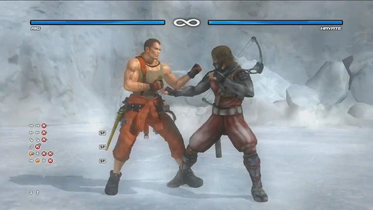 Dead or Alive 5: Combos #1 Trailer screenshot 8