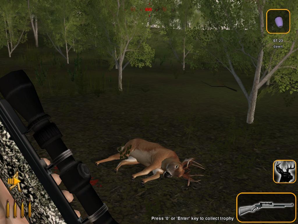 deer hunter download free full version