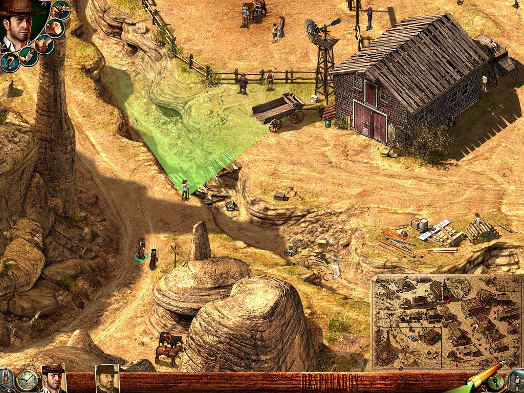 Desperados Wanted Dead Or Alive Demo Download