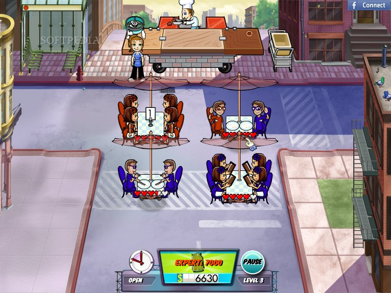 Diner Dash 5: BOOM screenshot 5