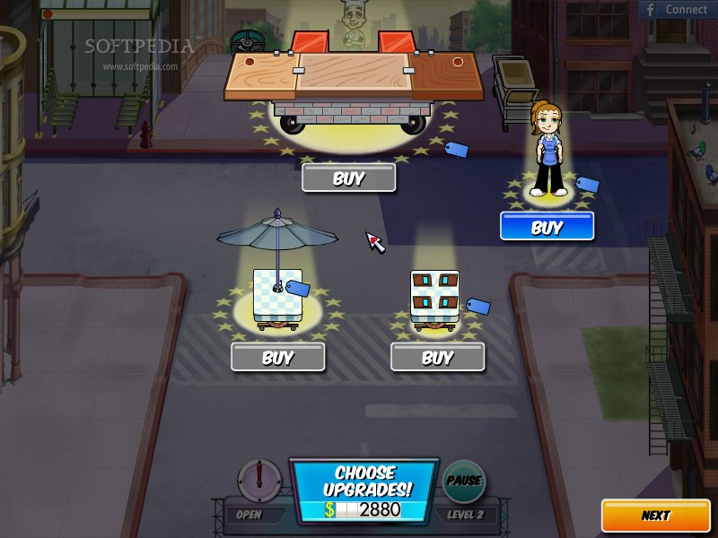 Diner Dash 5: BOOM screenshot 6