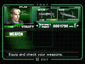 Dino Crisis +1 Trainer screenshot 2