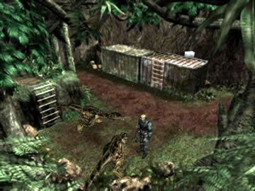 Dino Crisis +1 Trainer screenshot 3