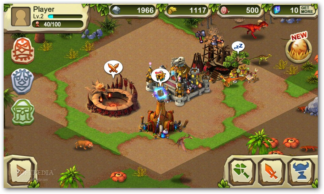 Dinosaur War - screenshot #4