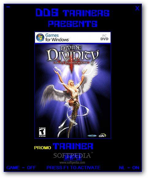 Divine Divinity +1 Trainer for Steam Download