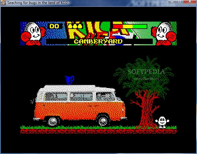 Dizzy: Searching for bugs in the land of KO2 screenshot 1