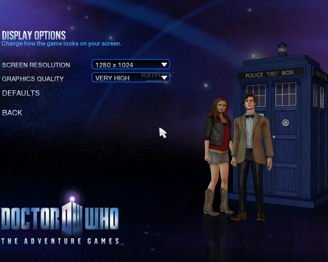 Doctor Who - Blood of the Cybermen Episode 2 screenshot 2