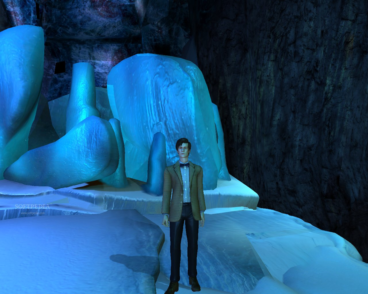 Doctor Who - Blood of the Cybermen Episode 2 screenshot 3