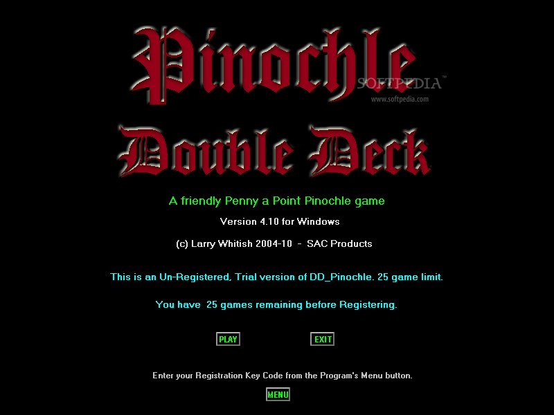 6 handed pinochle rules with 2 decks
