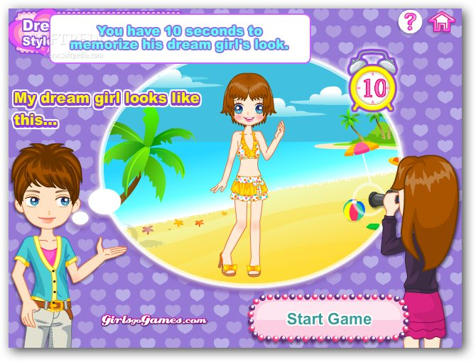 Sue s Dating Dress up - Play Sue s Dating Dress up at
