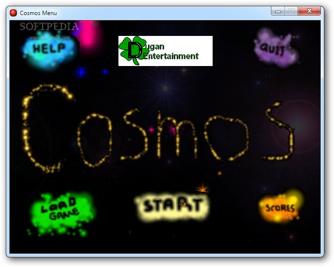 Cosmos screenshot 1