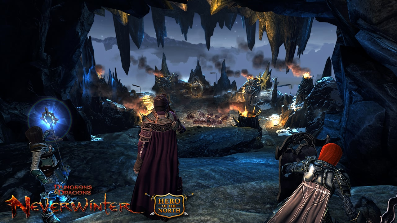 dungeon and dragons neverwinter