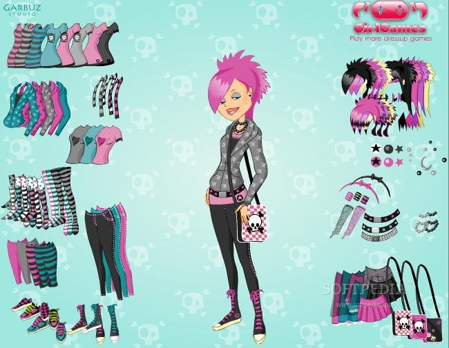 girls fashion games