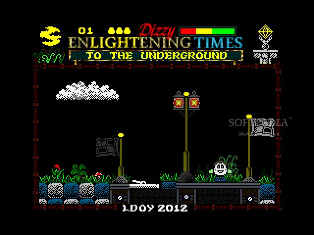 Enlightening Times Dizzy: The Adventures of Dizzy Junior screenshot 10
