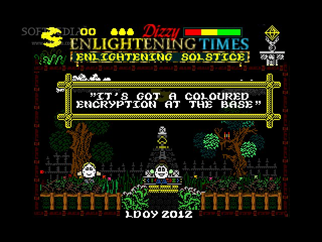 Enlightening Times Dizzy: The Adventures of Dizzy Junior screenshot 2