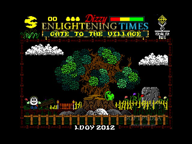Enlightening Times Dizzy: The Adventures of Dizzy Junior screenshot 3