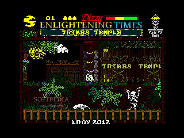 Enlightening Times Dizzy: The Adventures of Dizzy Junior screenshot 8