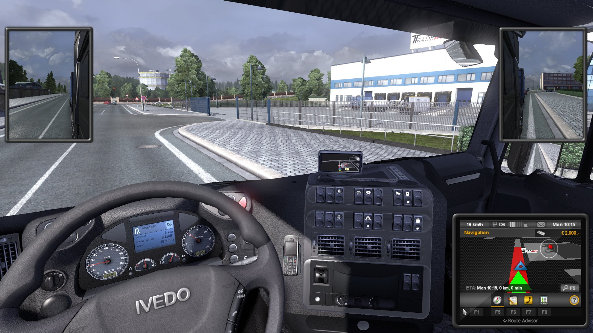 Euro Truck Simulator 2 Demo screenshot 10