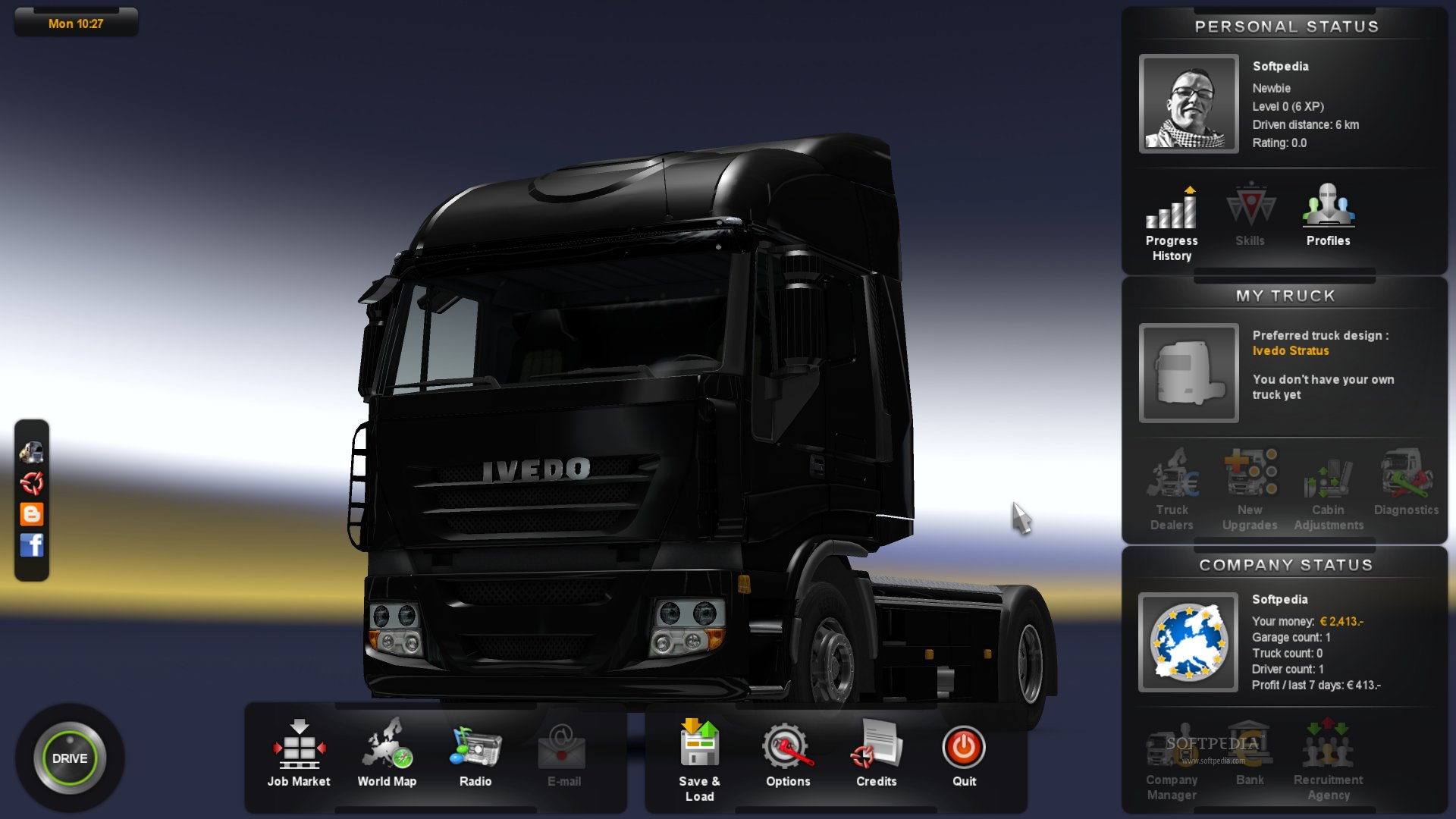 Euro Truck Simulator 2 Demo screenshot 11