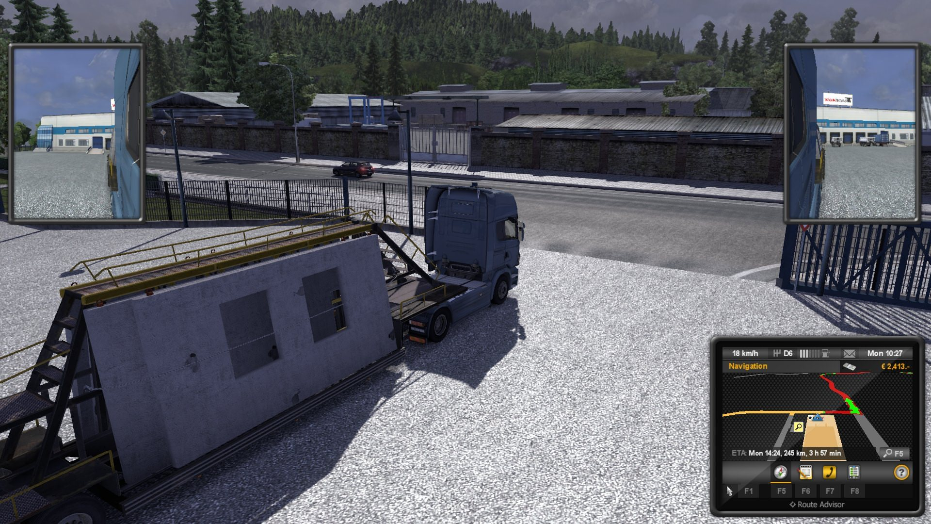Euro Truck Simulator 2 Demo screenshot 12