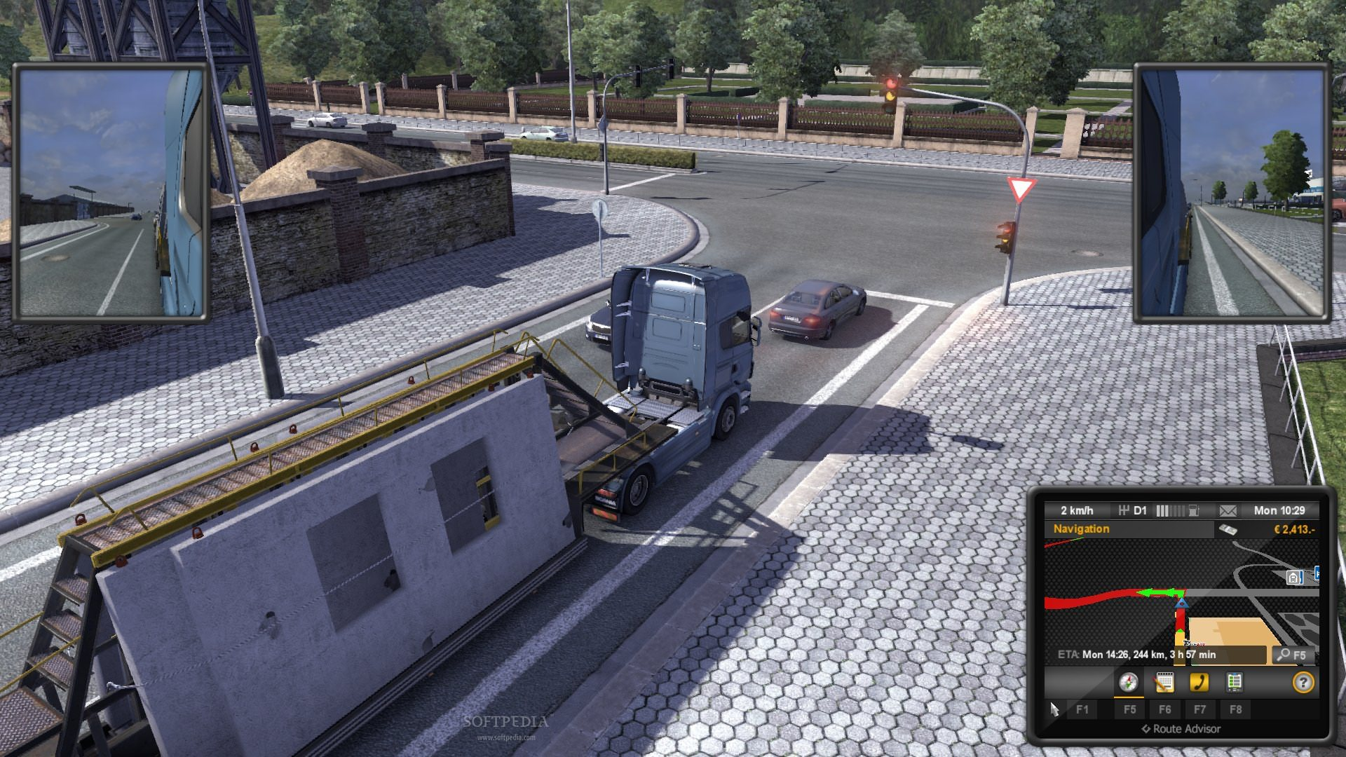 Euro Truck Simulator 2 Demo screenshot 13