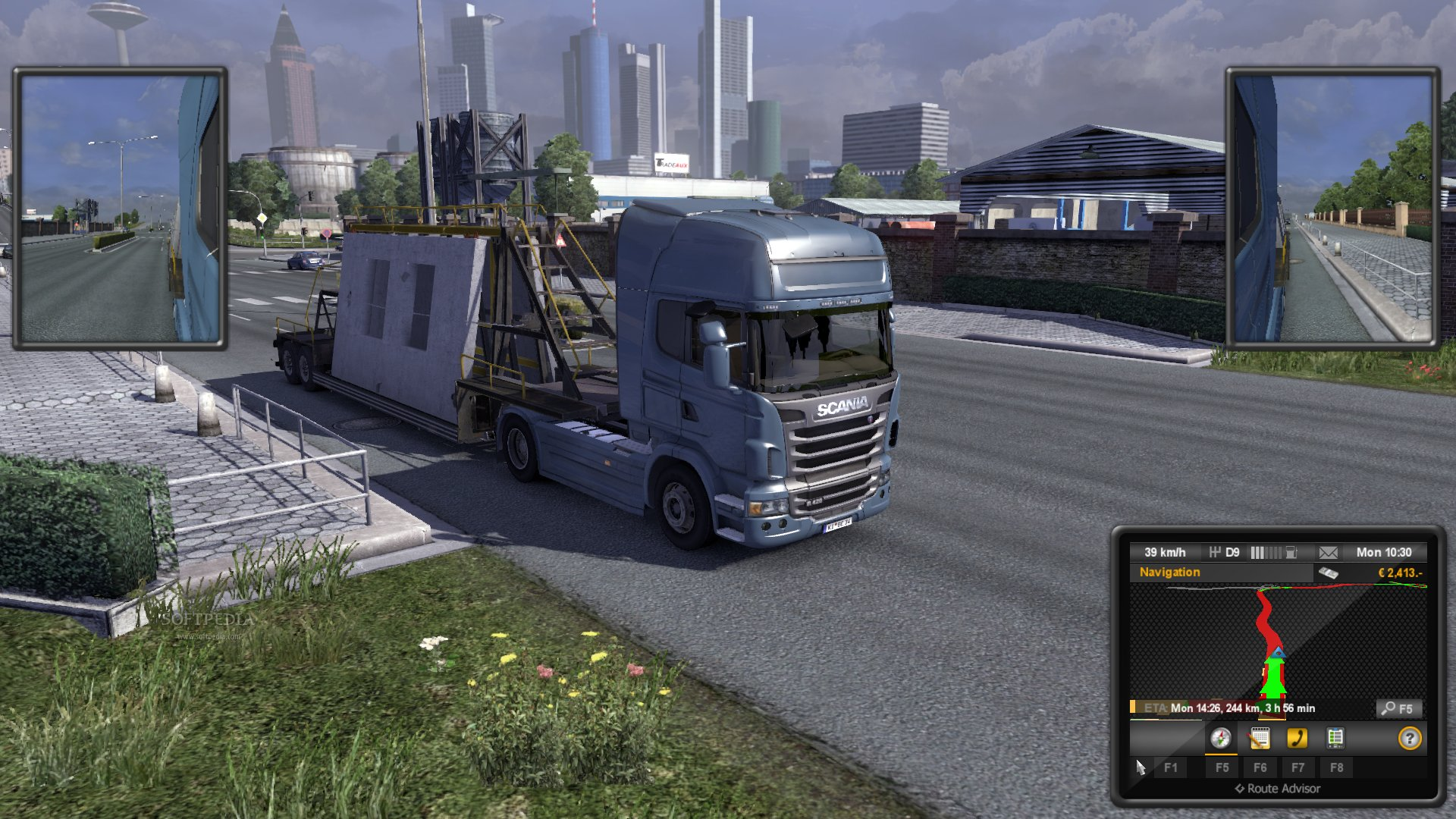 Euro Truck Simulator 2 Demo screenshot 14