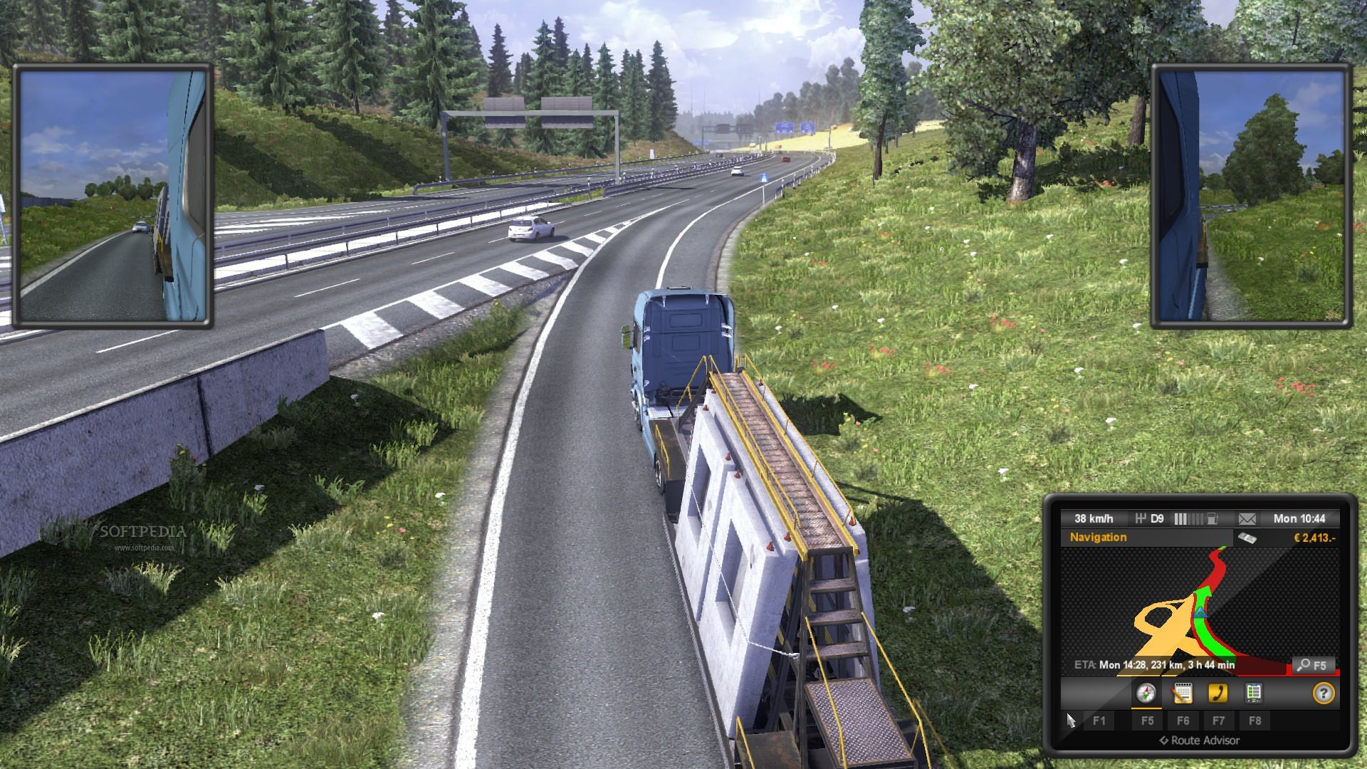 Euro Truck Simulator 2 Demo screenshot 15