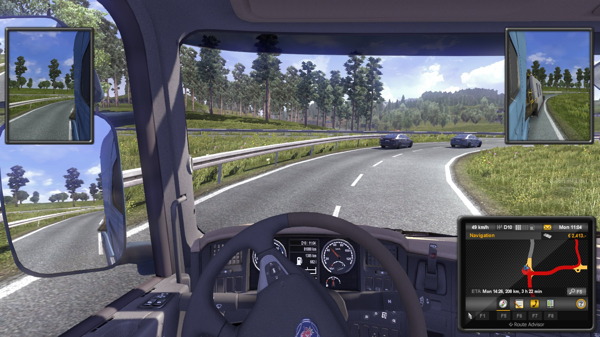 Euro Truck Simulator 2 Demo screenshot 17