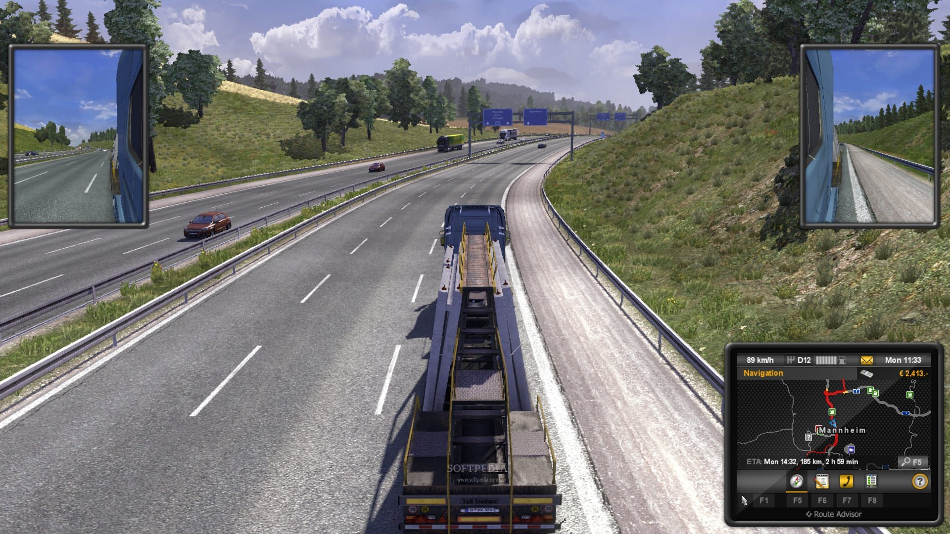 Euro Truck Simulator 2 Demo screenshot 20