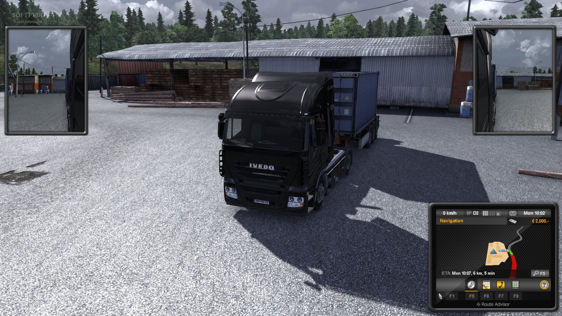 Euro Truck Simulator 2 Demo screenshot 6