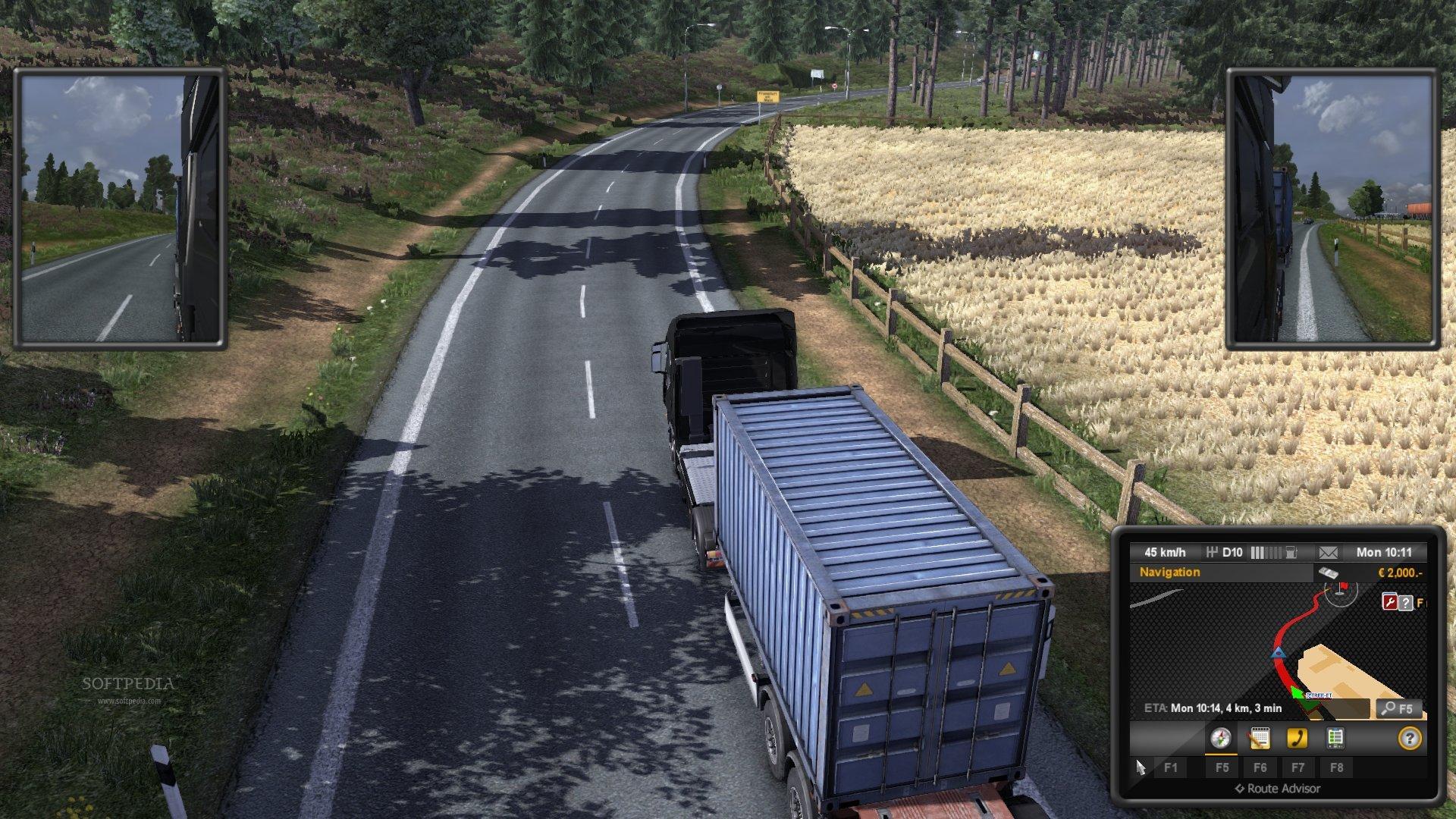 Euro Truck Simulator 2 Demo Download