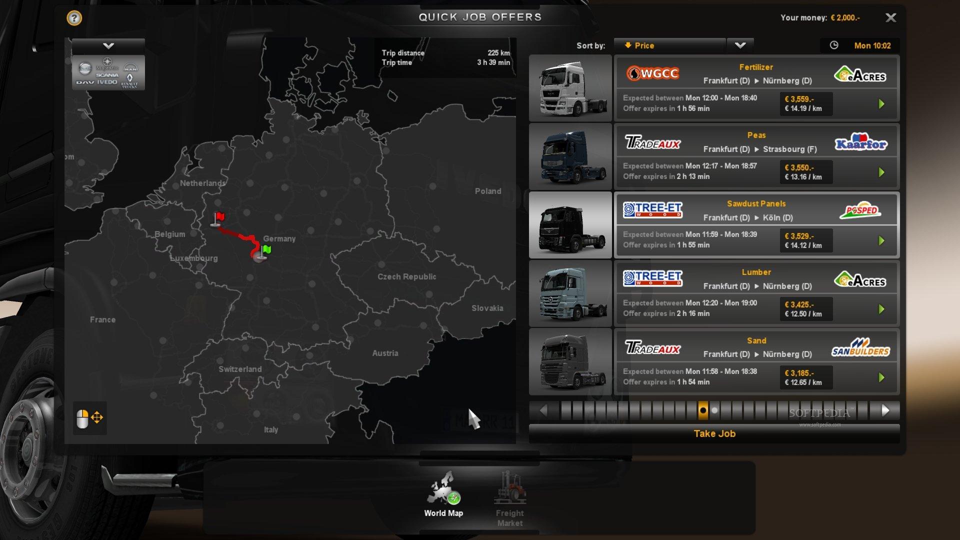 Euro Truck Simulator 2 DLC - Going East! Download