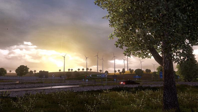 Euro Truck Simulator 2 Patch screenshot 1