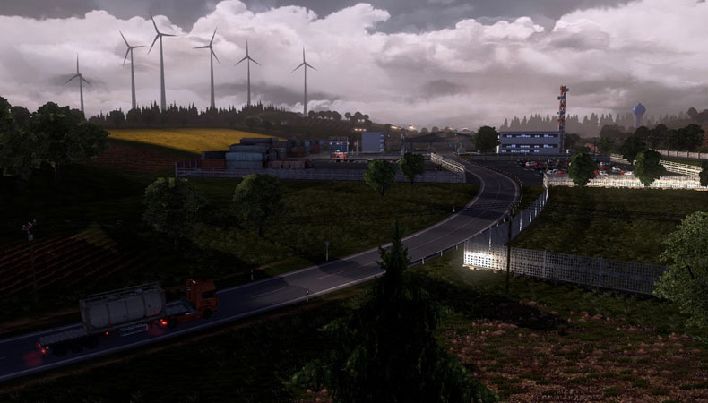 Euro Truck Simulator 2 Patch screenshot 2