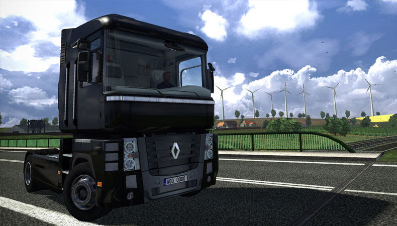 Euro Truck Simulator 2 Patch screenshot 3
