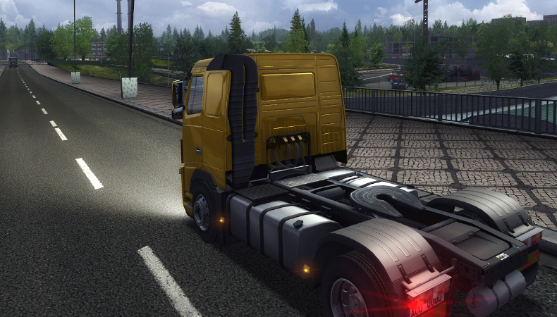 Euro Truck Simulator 2 Patch screenshot 4
