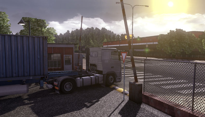 Euro Truck Simulator 2 Patch screenshot 6