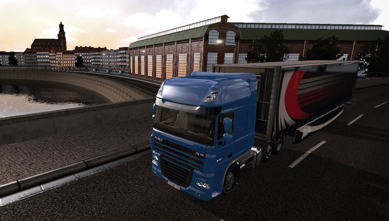 Euro Truck Simulator 2 Patch screenshot 7