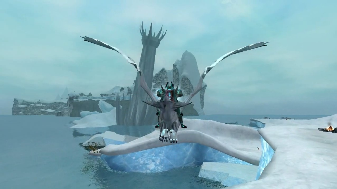 EverQuest II: Destiny of Velious Trailer screenshot 7