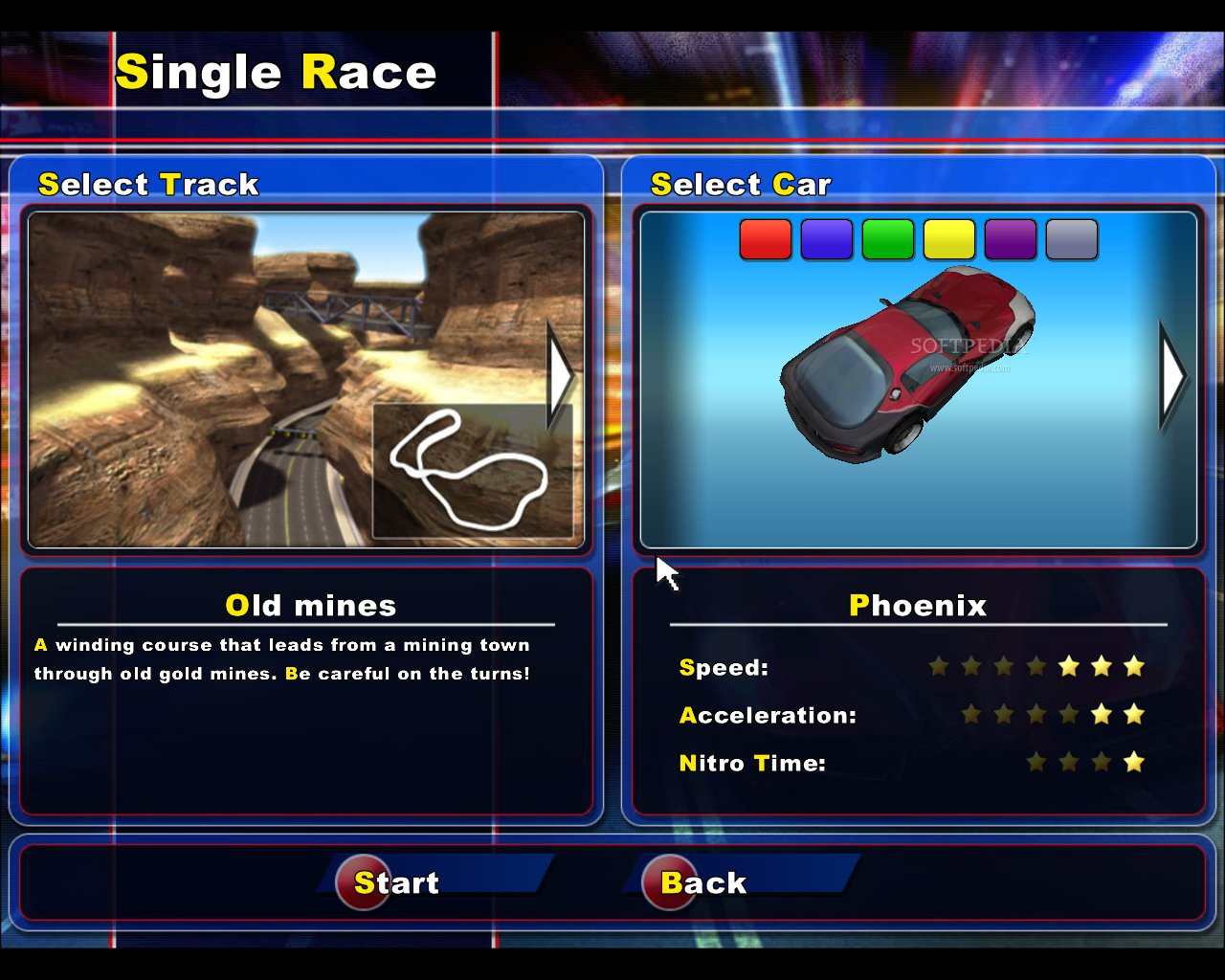 Download Game Extreme Racers Full Version